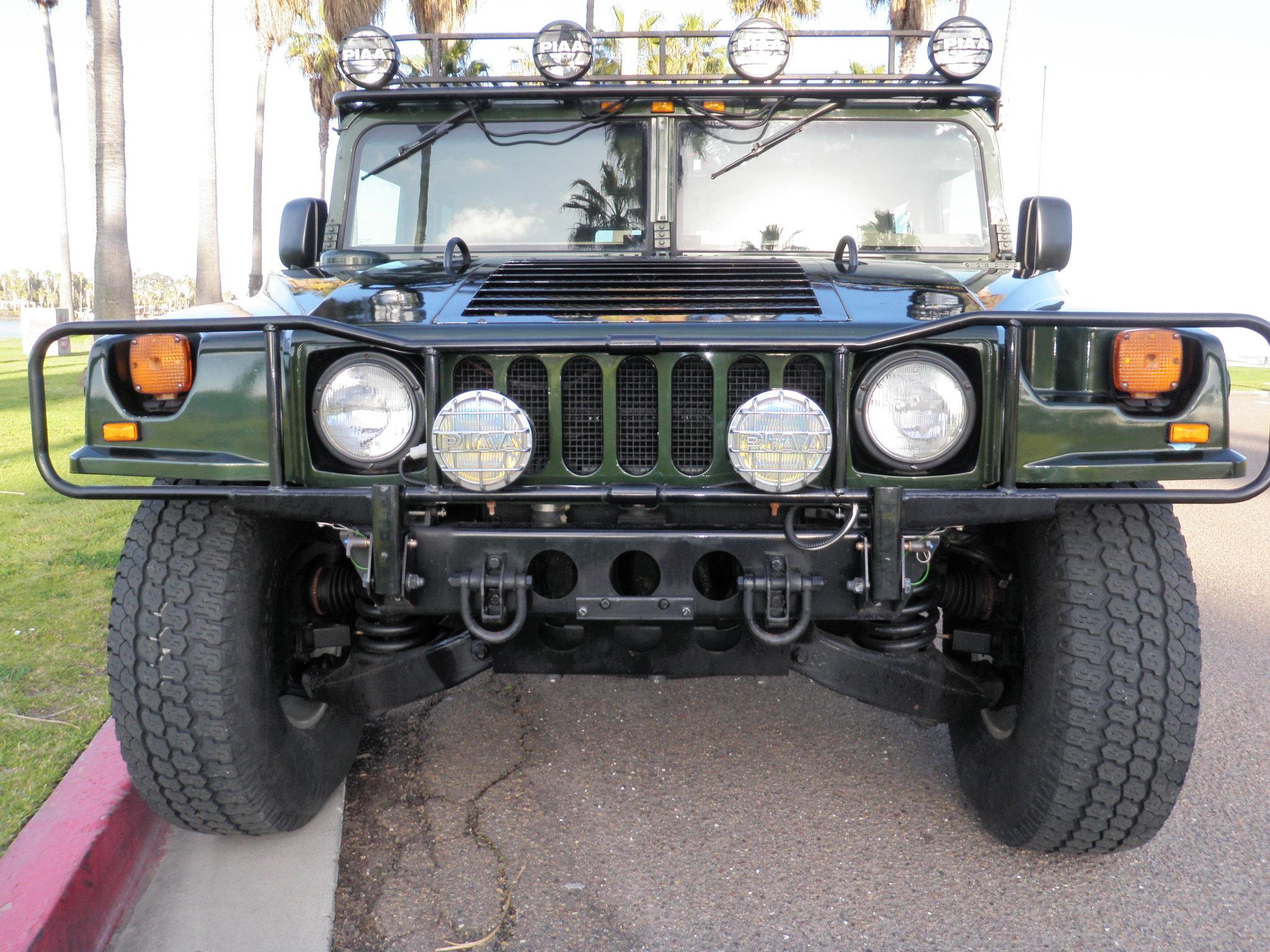 2000 Hummer H1 Wagon 20k Miles Loaded Sold