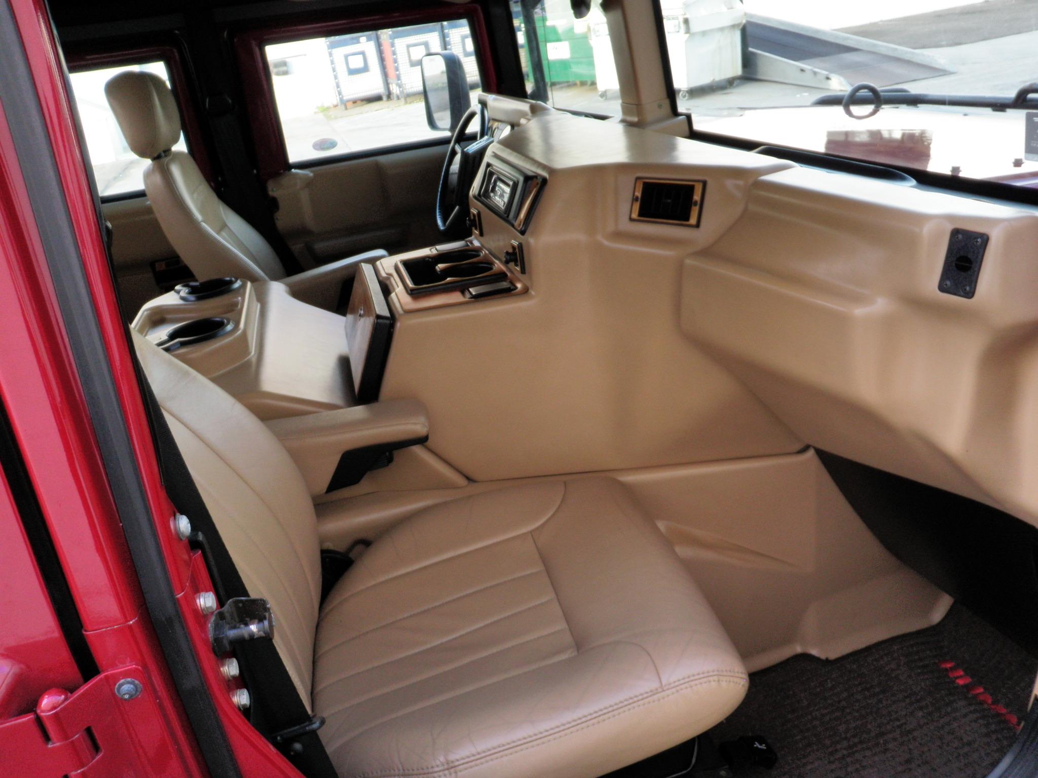 2000 Hummer H1 Fully Loaded 20k Miles Sold