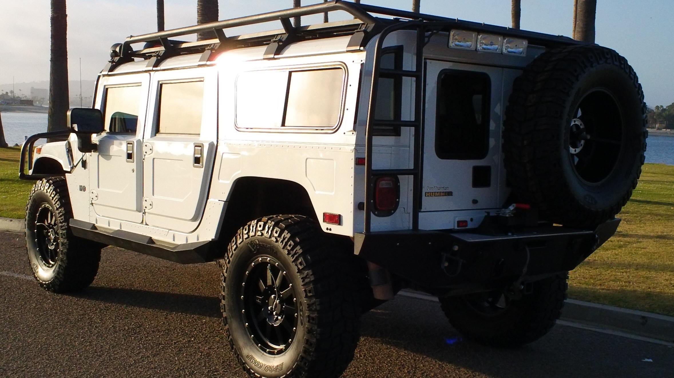 Dsc on Hmmwv Wagon