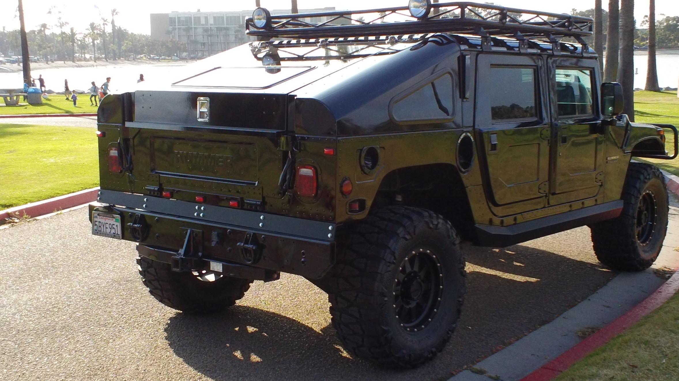 Lift Kit Hummer H1 171 The Hummer Guy