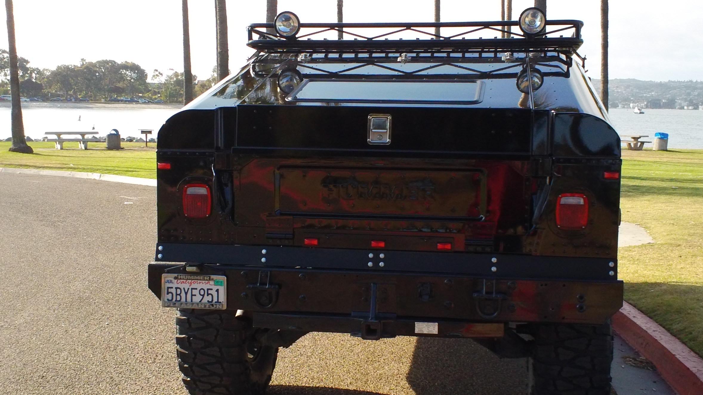 Rhino Truck Bed Liner >> 2000 hummer h1 hmc4 slantback 4″ lift with 38″ …….sold