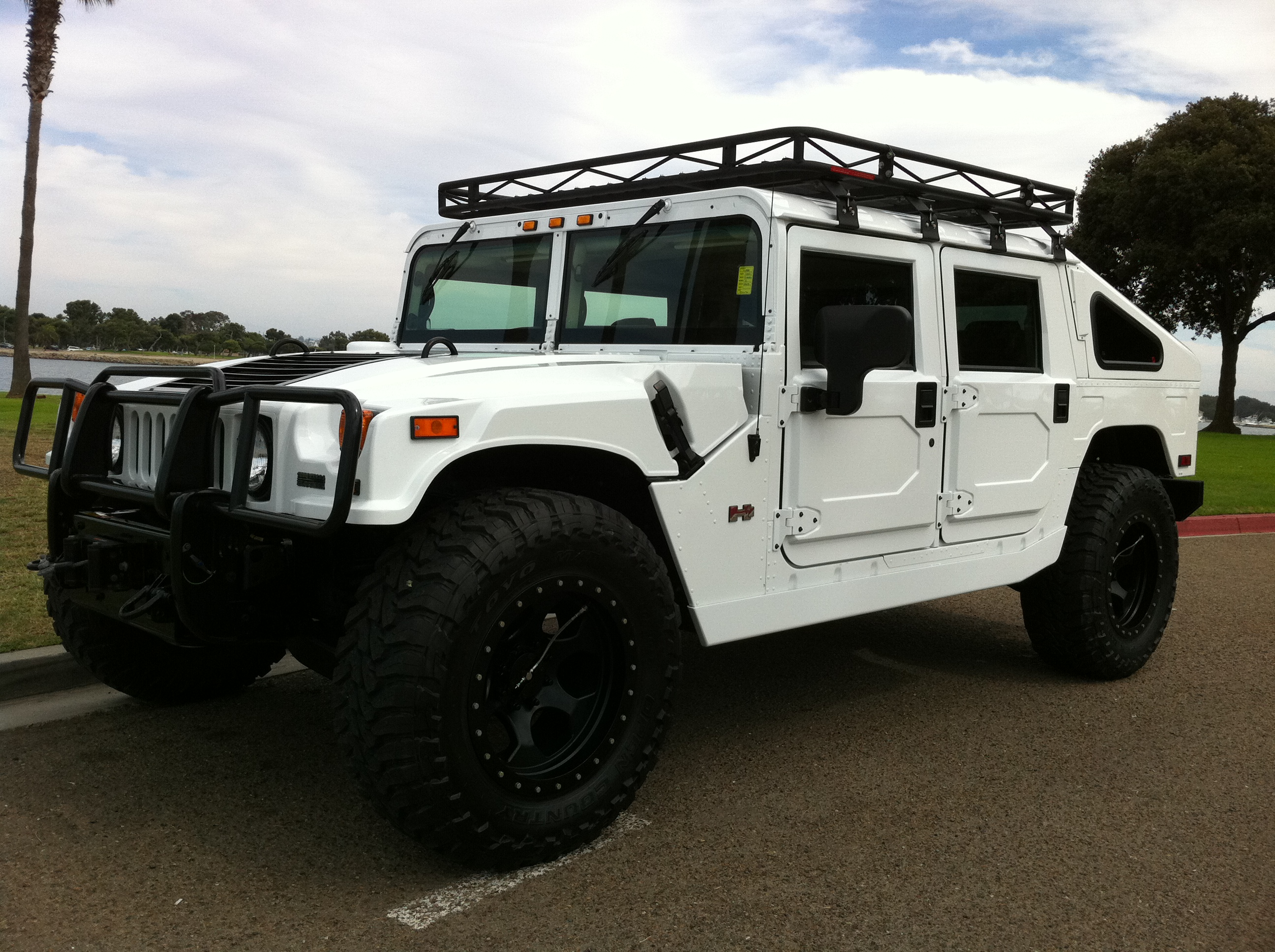 Last Year Hummer Was Made Autos Post