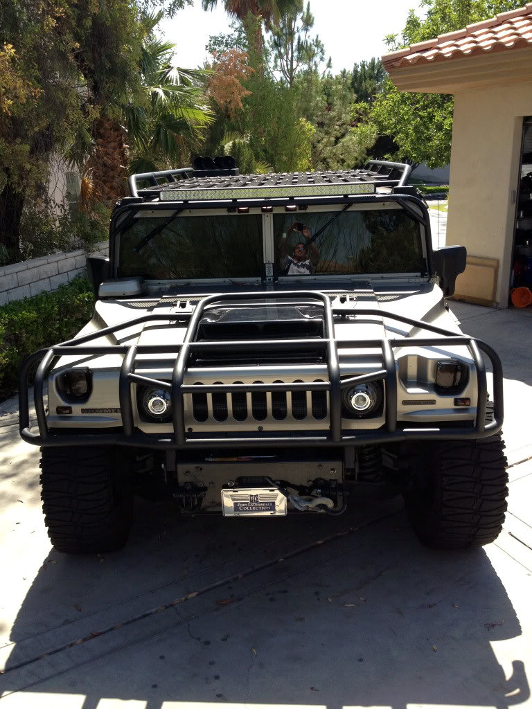 2006 Hummer H1 Alpha Wagon Search And Rescue Elite Series