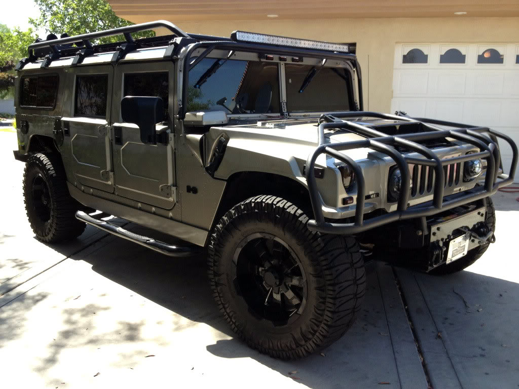 2006 Hummer H1 Alpha Wagon Search And Rescue Elite Series Sold