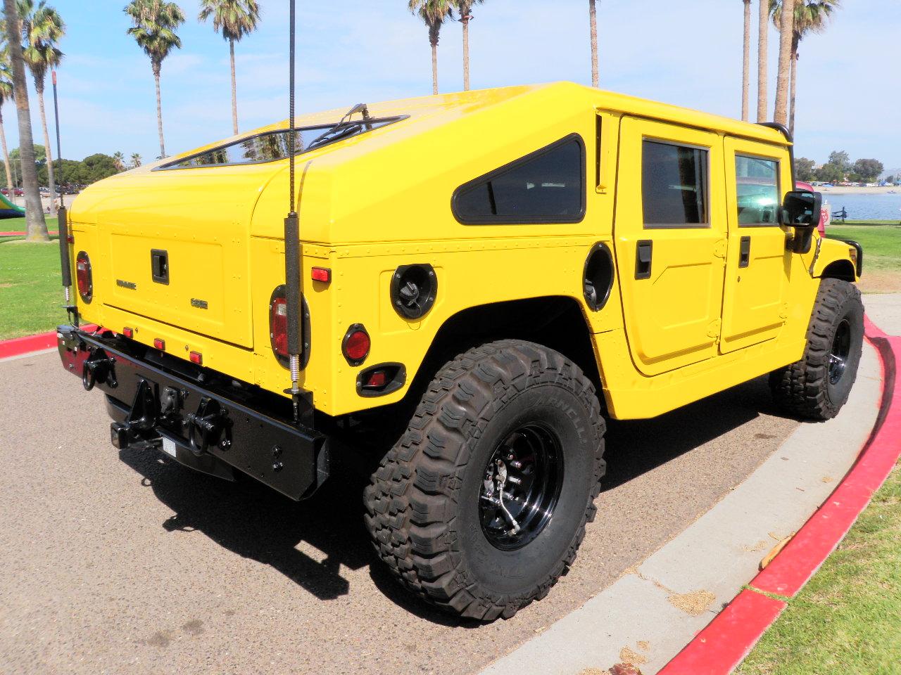 Hummer H1 S