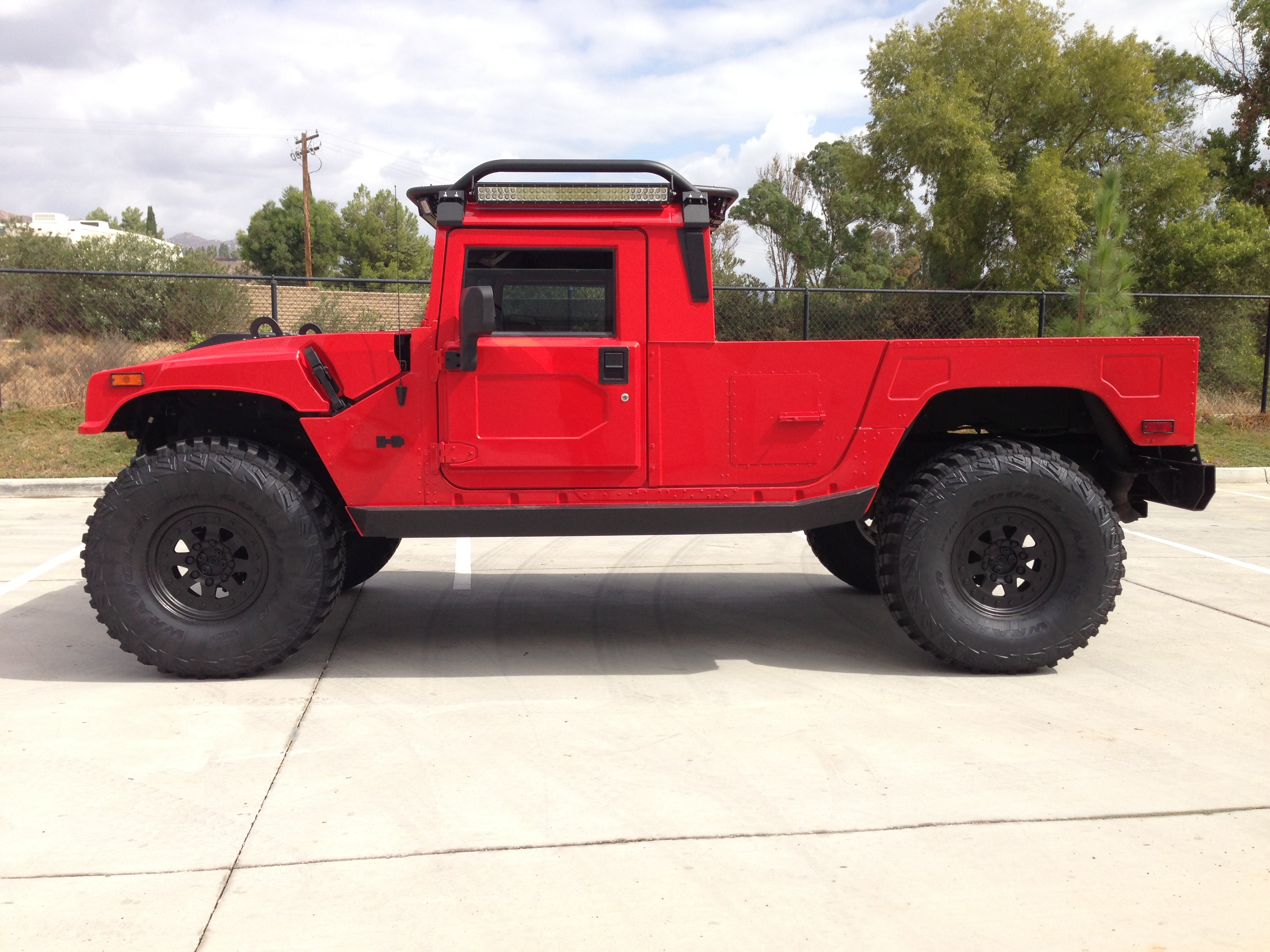 2003 hummer h1 search and rescue overland series rare 2 for 10 door truck