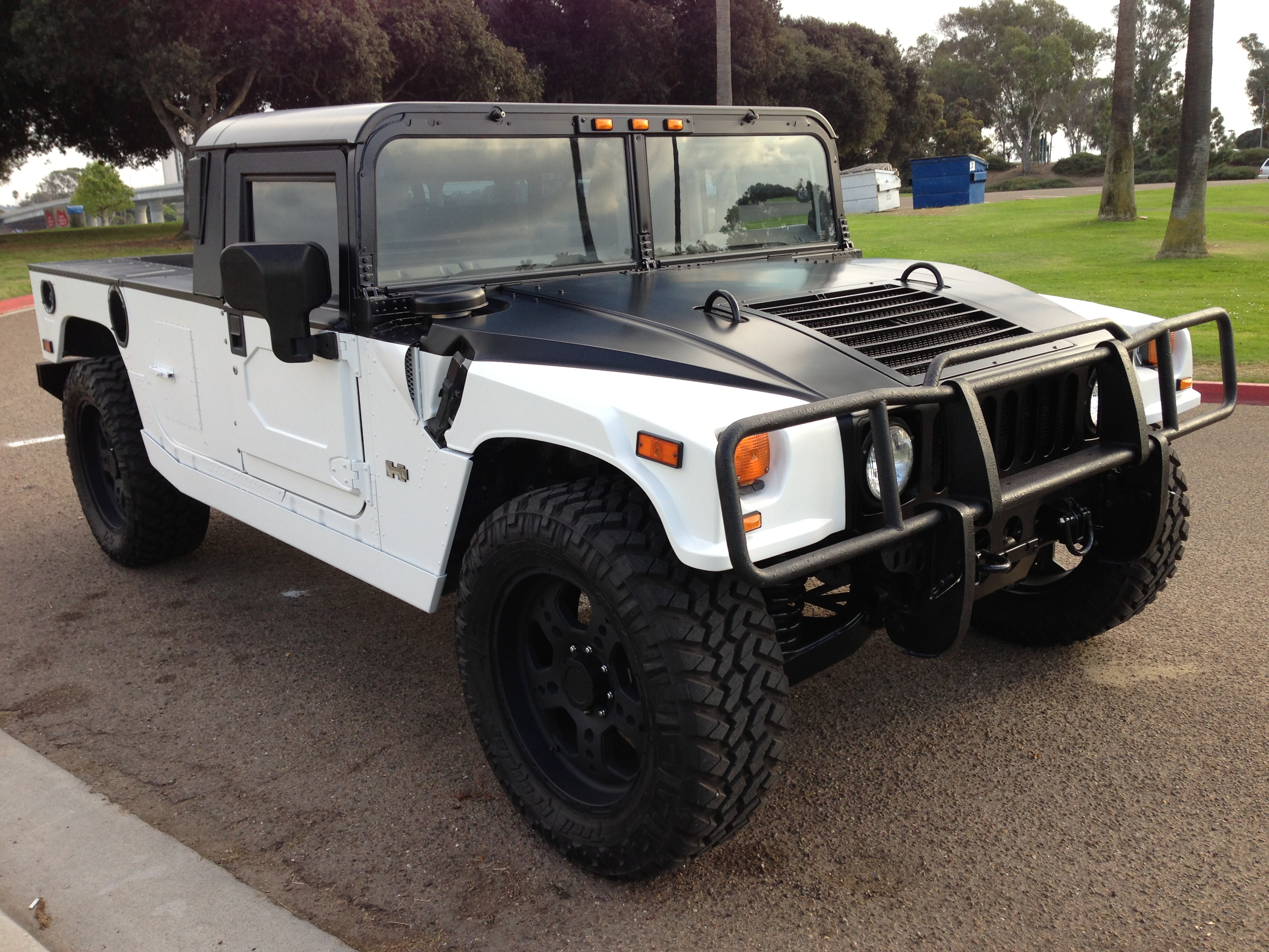 2003 Hummer H1 2 Door Custom Sold