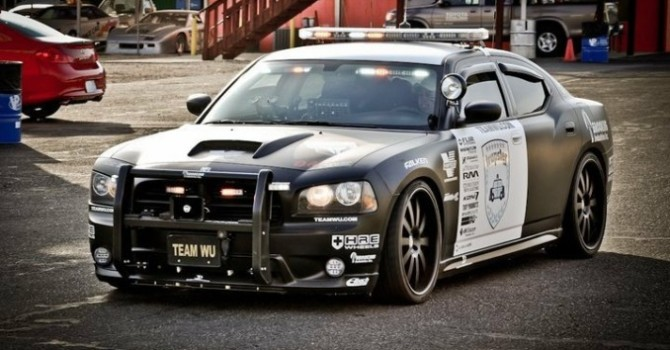 For Sale Team Wu Edition Dodge Charger Police Package