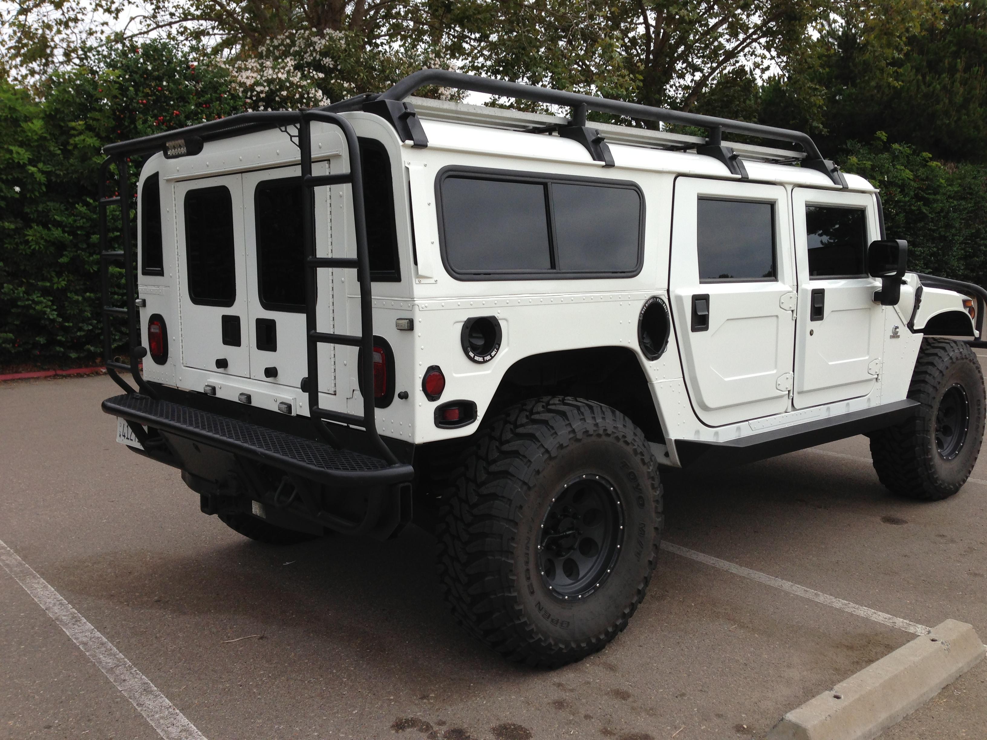 Predator Elite Series Cummins Motor Swap Hummer H1 Wagon Sold