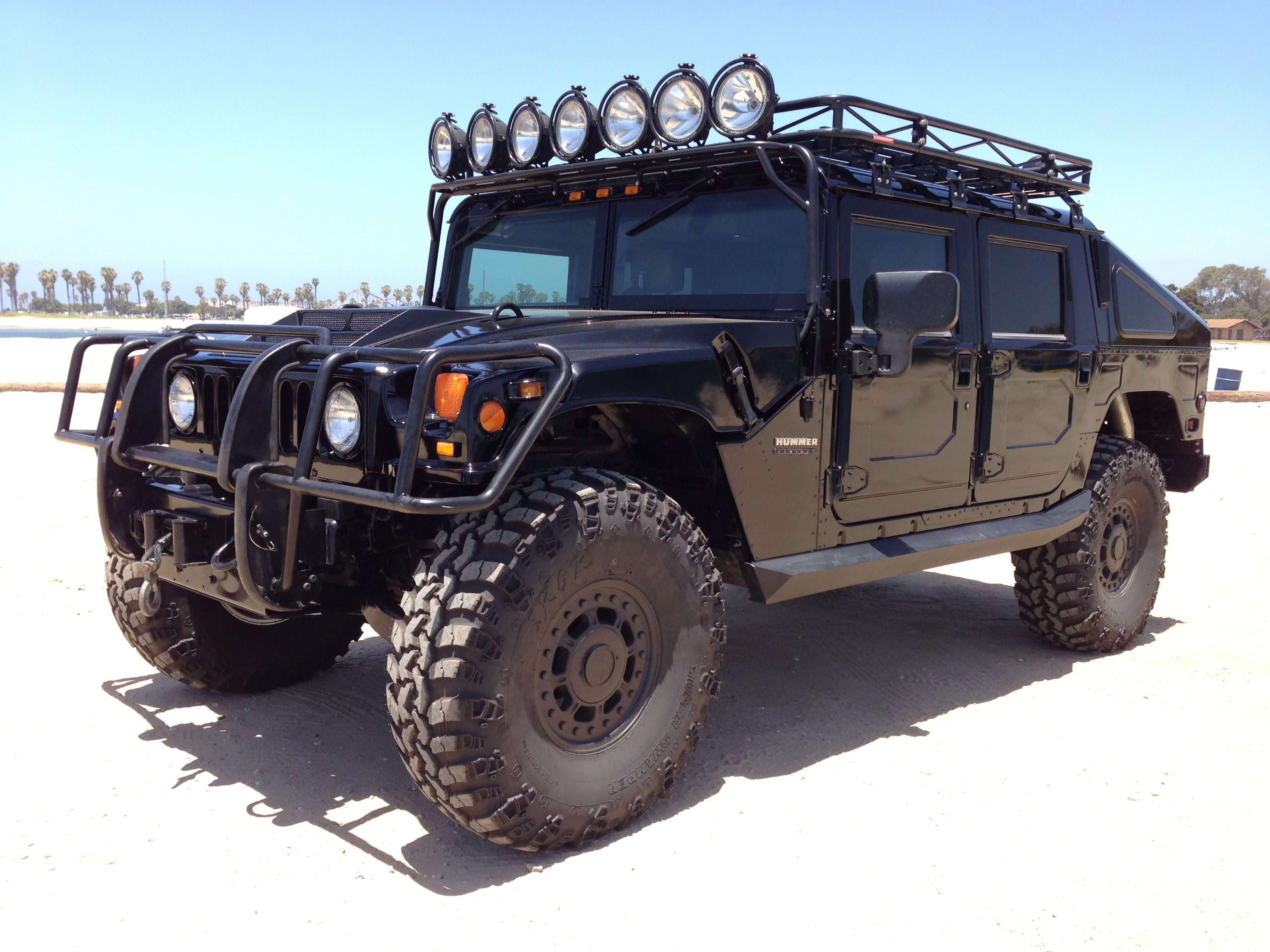 hummer h1 slant back for sale the hummer guy. Black Bedroom Furniture Sets. Home Design Ideas