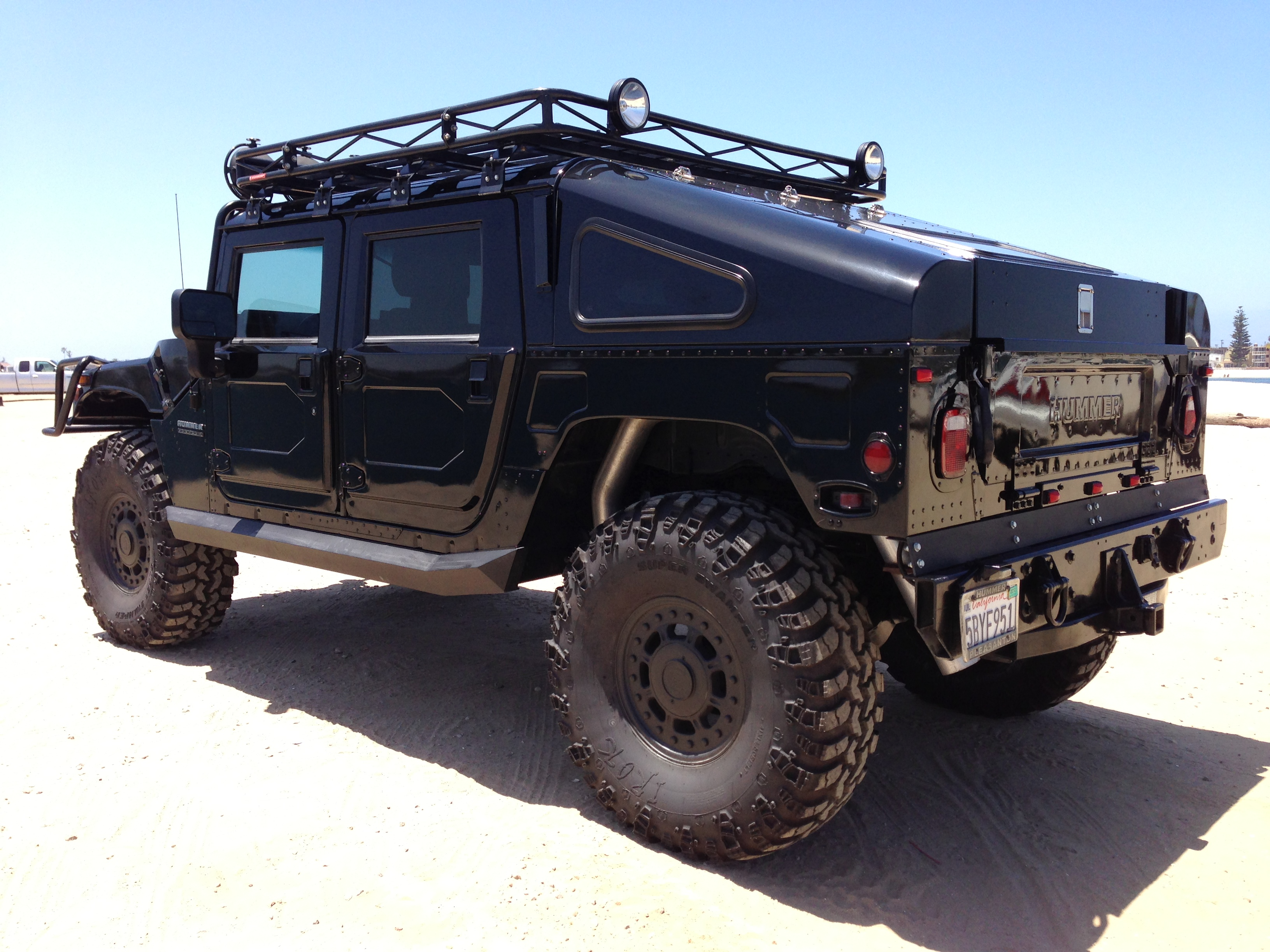 hummer h1 alpha interceptor the hummer guy car wallpaper. Black Bedroom Furniture Sets. Home Design Ideas