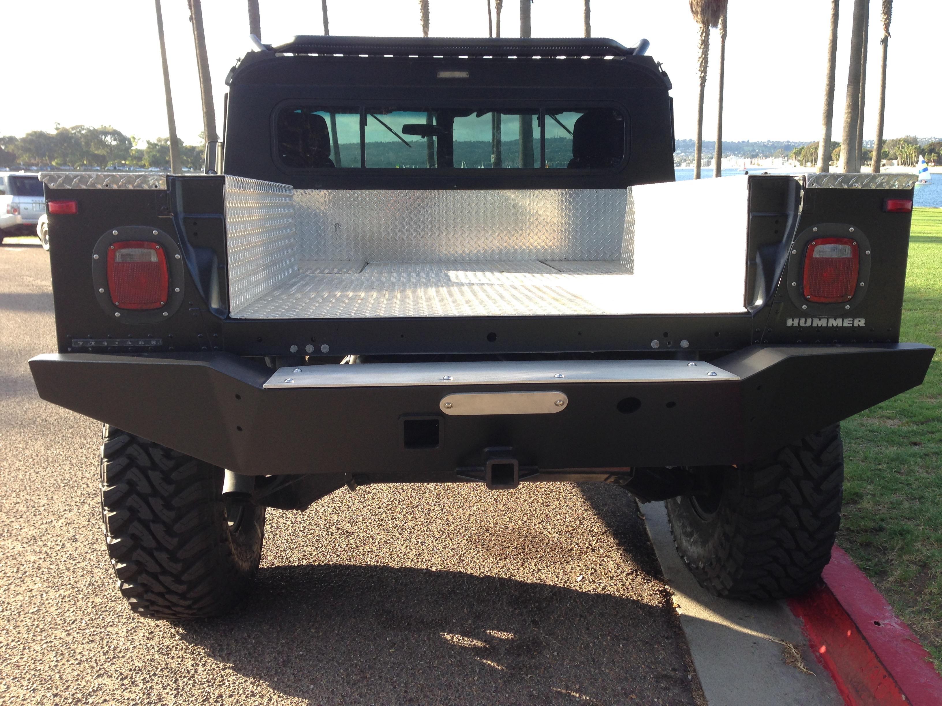 For Sale Hummer H1 Custom 2 Door Extended Cab Ksc2
