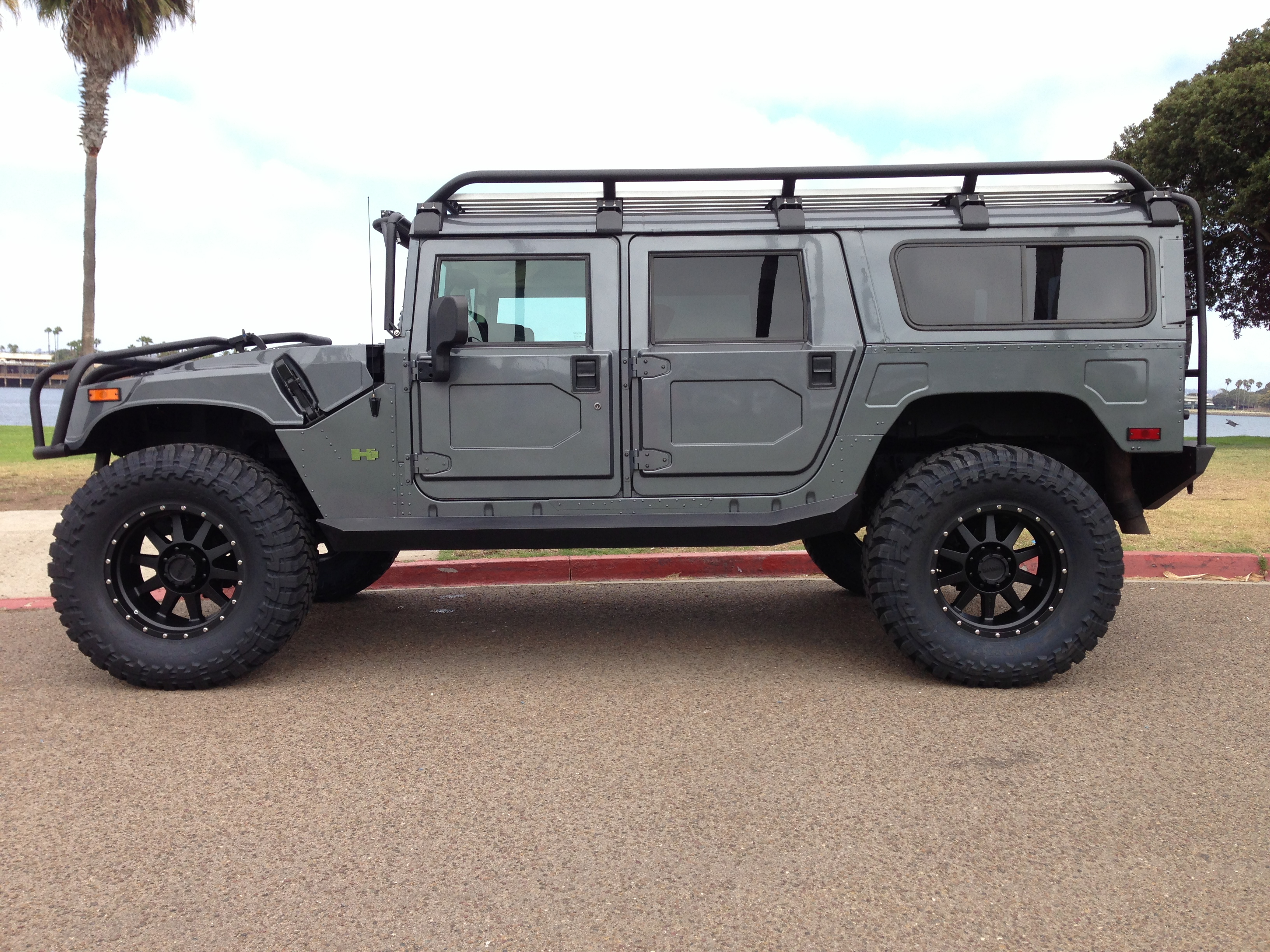 hummer h1 alpha wagon for sale the hummer guy. Black Bedroom Furniture Sets. Home Design Ideas