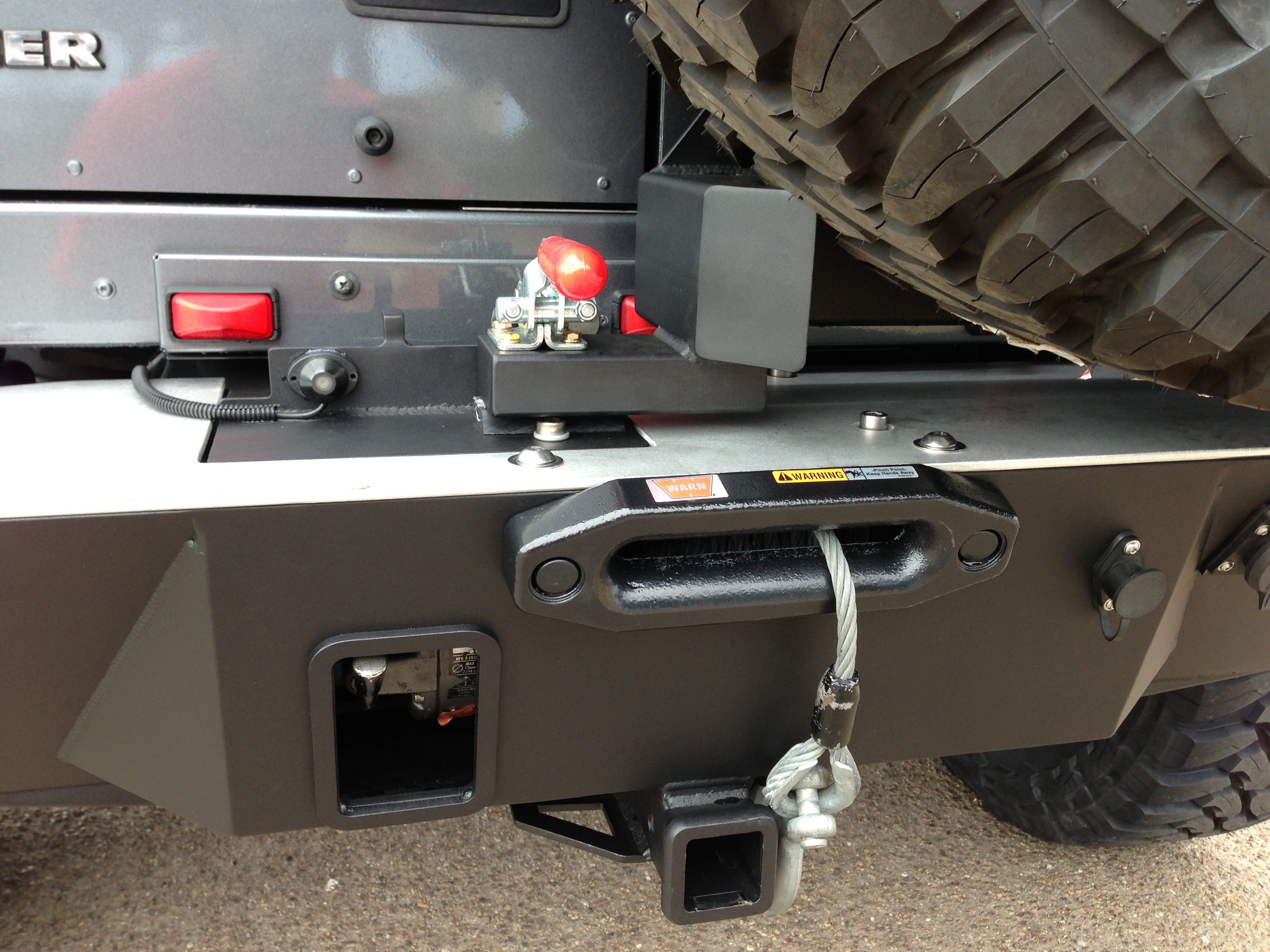 2006 Hummer H1 Alpha Search And Rescue Edition Sold