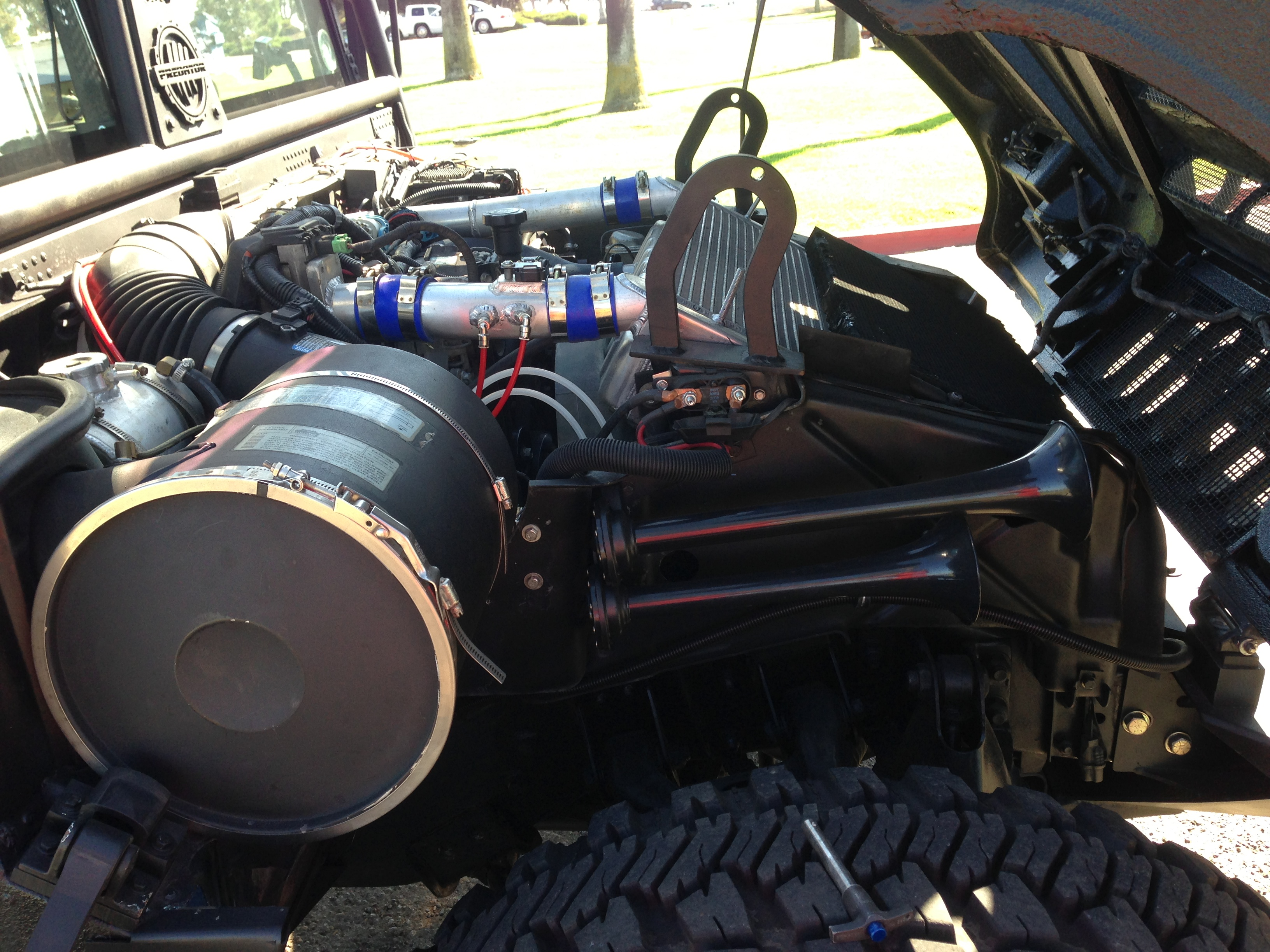 Fuel System Cleaner >> Sold—2008 Alpha Ops HMMWV AT-RV