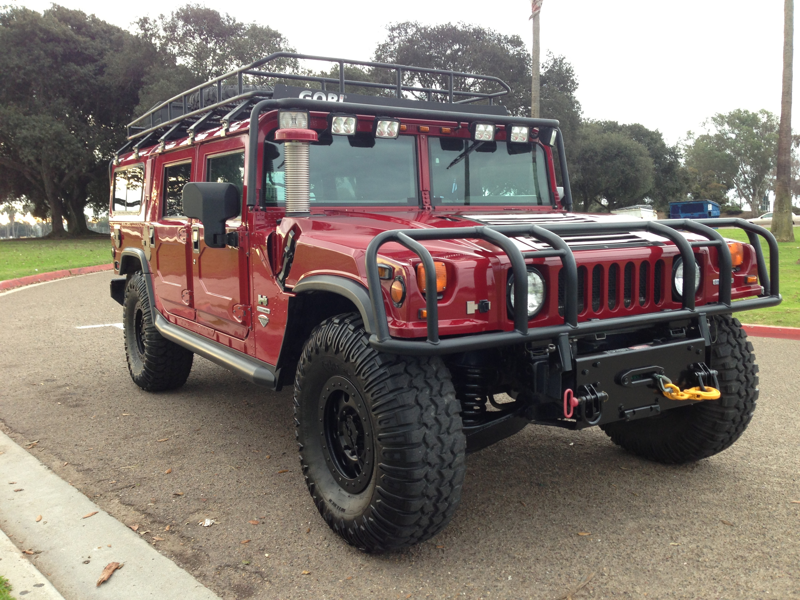 Hummer H1 Lifted 171 The Hummer Guy