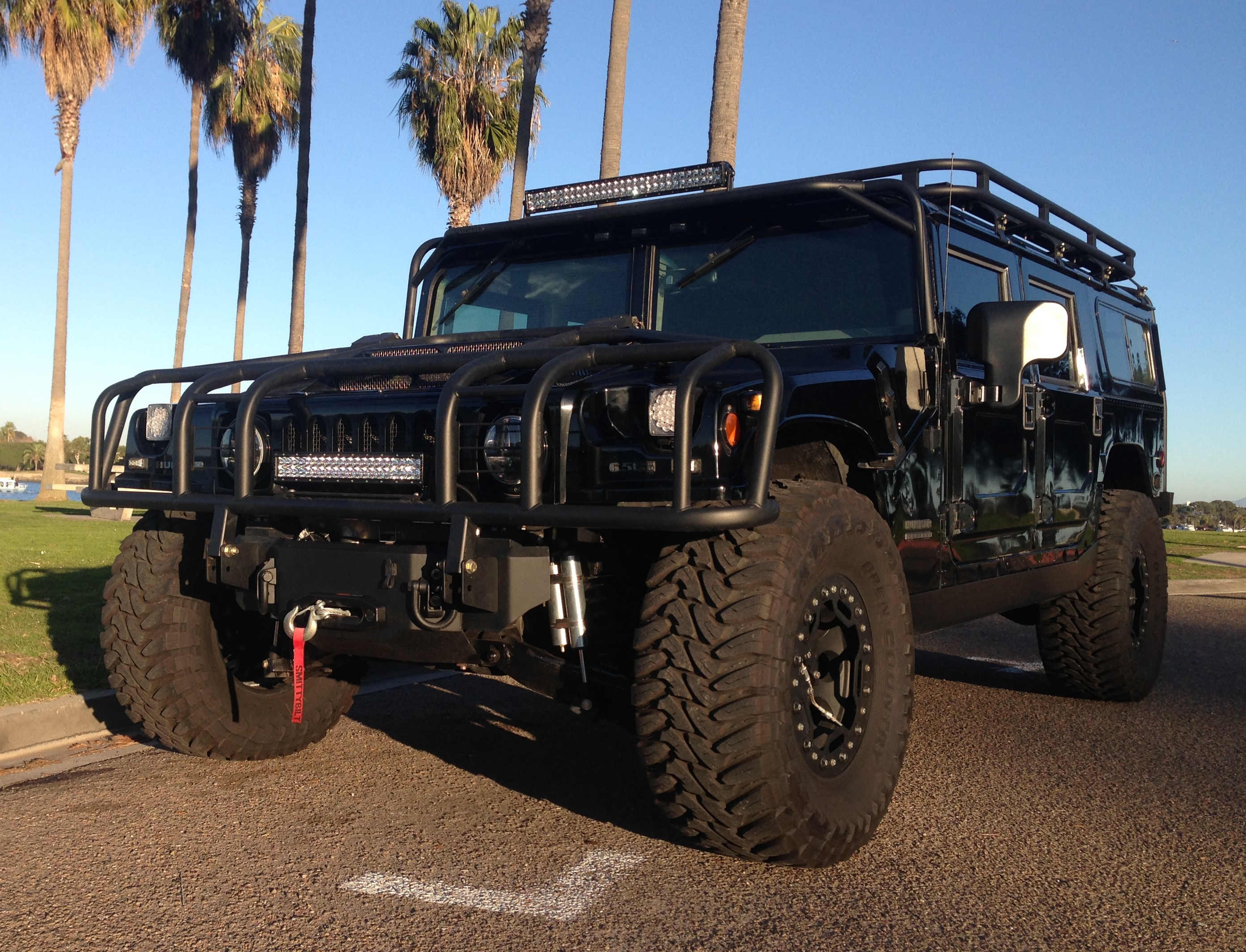 hummer h1 slant back « The Hummer Guy