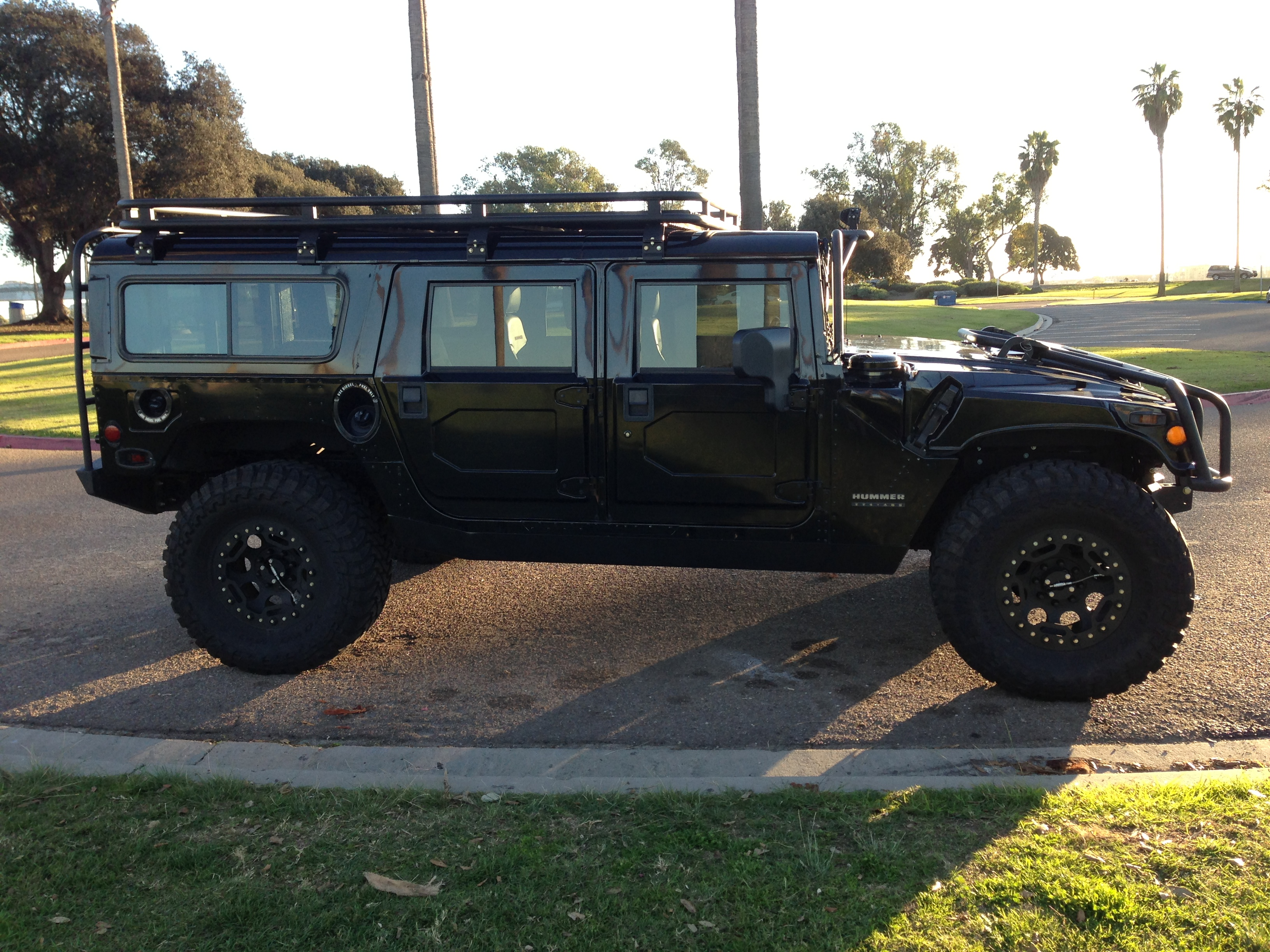 Sold Hummer H1 Alpha Interceptor Search And Rescue