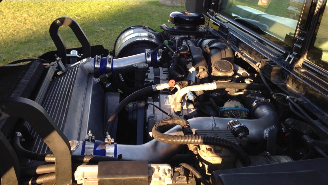 Img on 6 5 Turbo Diesel Upgrade