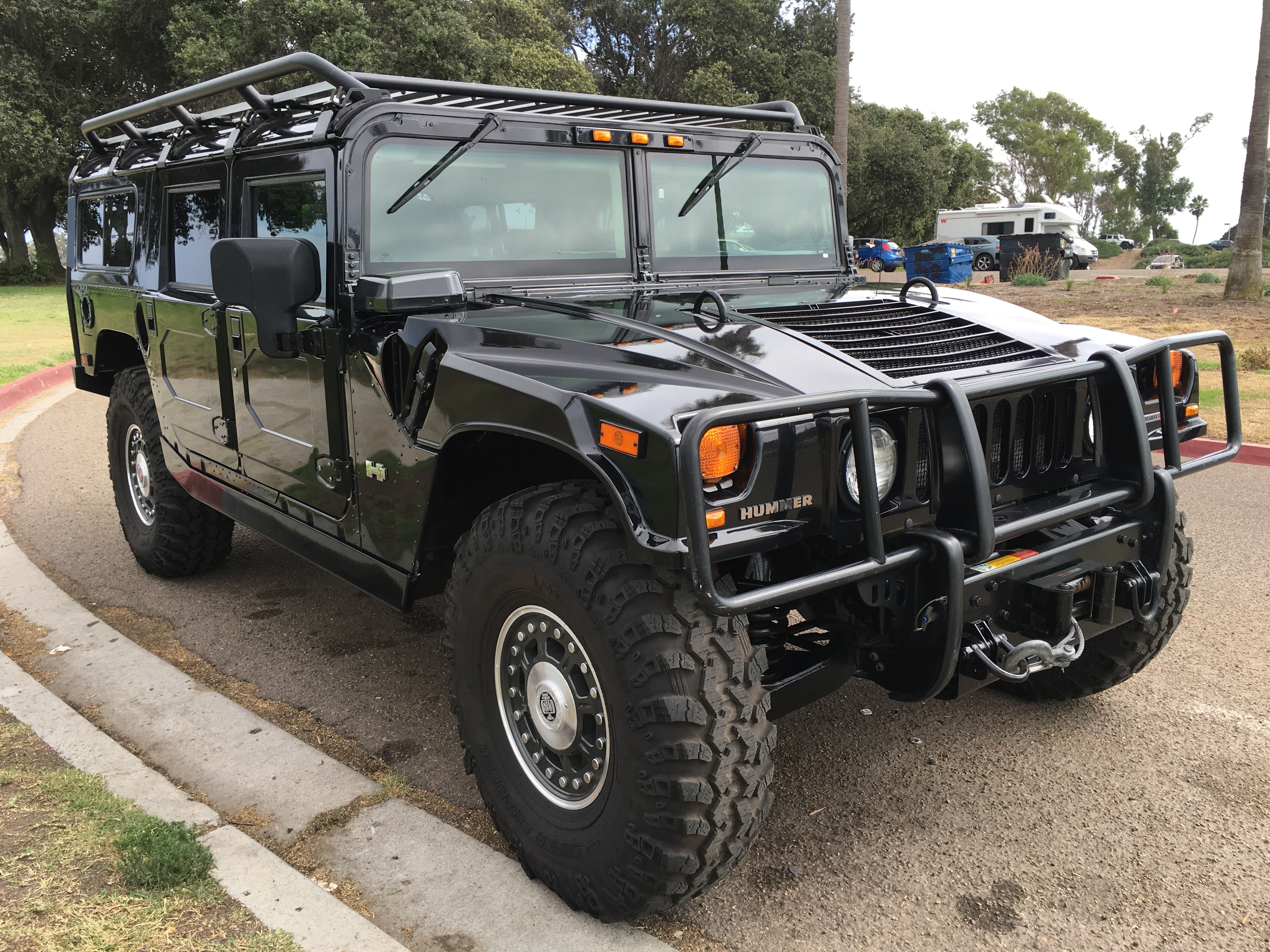 "Hummers For Sale >> For sale : 2006 Hummer H1 Alpha ""Search and Rescue edition"""